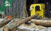 Linka na štípané dřevo Regon R2